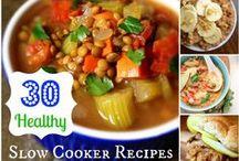 crockpot (light & healthy) recipes