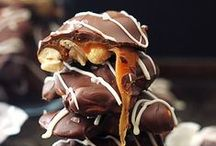 Recipes- Desserts (cookies, cakes, pies,candy)/ lattes