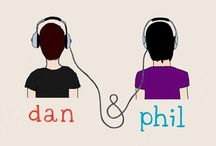 Dan and Phil ☼ / The randomness of two British Youtubers. Comment if you want to be added! No chain mail or spam, thanks <3