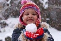 kids + snow = fun