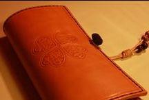 Ours Leather Works / Leather Works; Leathercraft; Handmade: Marroquinería; Trabajos con Cuero;