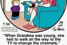 Humor (for seniors)
