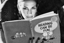 Lesen! / Wann? Immer! Wo? Überall!