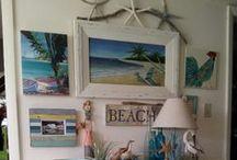 Coastal living & decor