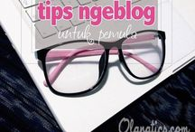 Tips Ngeblog / I wanna share my blogging tips that I've posted on olanatics.com