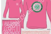 Is there a t-shirt for that?? / Alpha Chi Omega Kappa Pi t-shirt proofs!