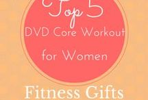Fitness DVD Ideas for Gifts / A list of popular fitness DVDs that can be a great idea for gifts to your loved ones.