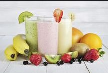 Summer Smoothie Recipes / Looking for a tasty way to stay healthy? We have all the smoothie recipes you need to ensure you get your 5-A-Day!