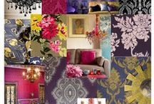 interior textile trends / HOME INTERIOR TEXTILE TREND FABRIC COLOUR STYLE  DECORATION texture