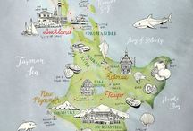 Kitty kette / NZL north island destinations