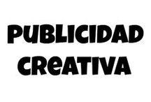 Publicidad creativa / Imágenes que he ido seleccionando por su creatividad a la hora de hacer publicidad.