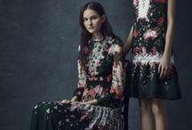 Pre Fall 2016 print collection / Pre Fall 2016 print fashion catwalk designer