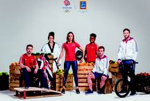 Totally Rio! / Follow our Road to Rio journey with our 6 Team GB ambassadors: Jade Jones, Daniel Purvis, Nicola Adams, Liam Phillips, Samantha Murray and Jack Laugher.