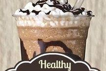 Recipes- beverages/lattes