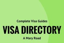 Ultimate Visa Guide Directory / The ultimate section for visa guides. Find out if you need visa or not, or how to obtain one!