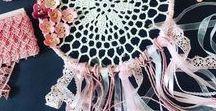 Tissage , Soumak Weawing, Dokuma, Dreamcatcher, walldecor / walldecor decoration