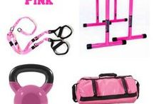 Fitness equipment / Find different kinds of fitness equipment that you will need for all your exercises