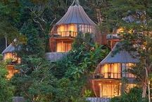 Best resorts for a short getaway / The best holiday resorts  in Asia for your holiday