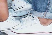 Ganzitos Loves Converse / El zapato que nunca pasa de moda!! Las Converse de All Star te están esperando en Ganzitos con un montón de modelos diferentes y alucinantes!