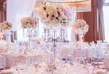 Centerpieces / When it comes to breathtaking centrepiece design inspiration, we've got you covered!