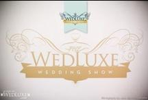 The WedLuxe Wedding Show 2013