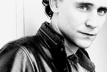 Mr. Hiddleston / I adore Tom Hiddleston. He's a scholar, a gentleman, and an all-around nice guy.  Oh, and a voice to die for.
