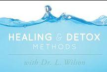 Detox / Seeking to detox myself from many years of non-organic food!