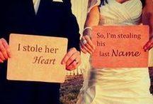 Wedding Ideas / Wedding ~ matrimonio ~ marriage