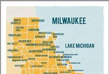 Getting to know Milwaukee / Resources on neighborhoods, city history, and things to do with kids in the city. / by UW-Milwaukee Child Welfare Partnership