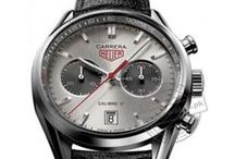 TAG Heuer / by Santiago Pastor