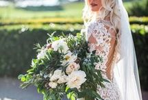 Wedding Bouquets / The most breathtaking floral arrangements that will inspire your bridal bouquet.