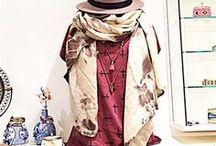 Accessoires *BEADIES* / Sjaals, tassen en accessoires
