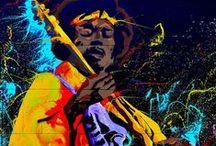 Grafifiti /Street Art / Street Art, Graffiti, Murals on Buildings, Spray can Art, Ruins and Dusk till Dawn.
