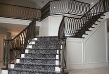 Custom Staircase Colts Neck New Jersey / Custom Deisgned Staircases