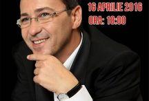Florin Chilian Concerte / Unde ne putem intalni in concertele d.nului Florin Chilan