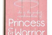 Para mis princesas