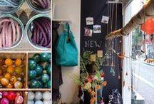 Etalage ideeën *BEADIES* / De etalage van kralen en sieraden winkel Beadies Amsterdam & Utrecht