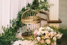Table Accents / Table accent ideas to complete your dream tablescape design.