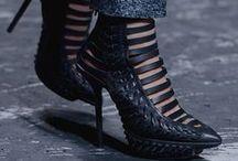 Shoe Love / The higher the better.  / by Mia Bourdakos