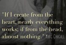 Artistic Genius / Love CrEAtivity! / by Mia Bourdakos