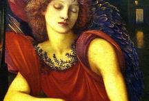 Edward Coley Burne-Jones / by Lyn B