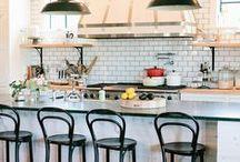 Kitchen / One of my favorite places.    / by Mia Bourdakos