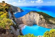 Greece / You may wonder: Is it as lovely as it appears?  Answer: My goodness...Yes.... Simply fantastic.     / by Mia Bourdakos