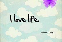 Louise L Hay..