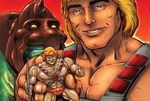 Masters of the Universe / By the Power of Grayskull.