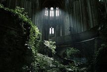 Abandoned places <3