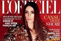 #LOfficiel Turkey August 2013 #CansuDere / #LOfficielTurkey August 2013 #CansuDere