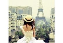 Paris the City of Love <3