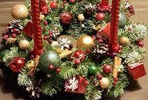 Новый год / Декор дома для создания неповторимого праздничного настроения:)
