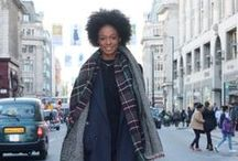 Street Style. / All the best and most memorable outfits our team have found!